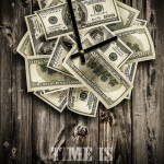 時間はお金 Time is money